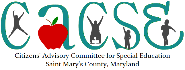 Citizens' Advisory Committee for Special Education for St. Marys County